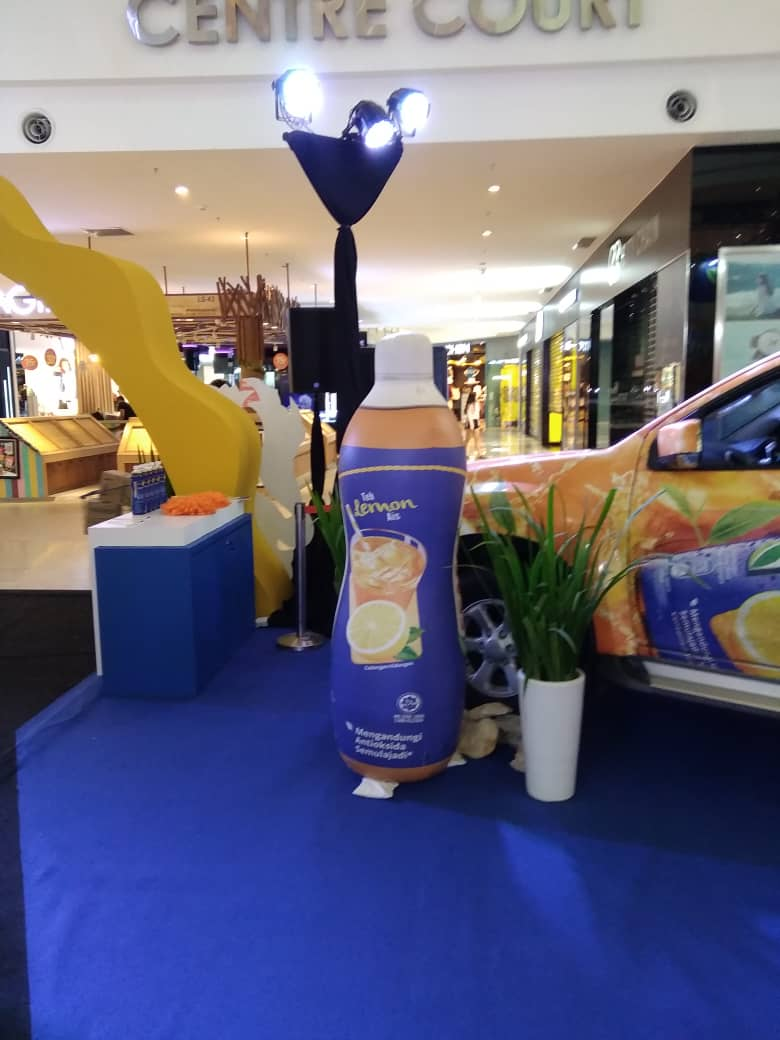 Bottle Inflatable Replica